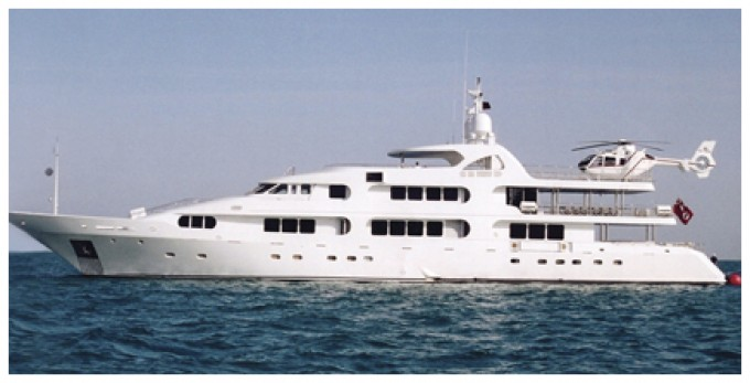 Yacht MOONLIGHT OF UAE